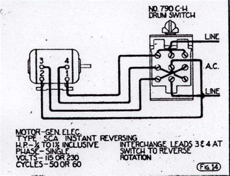 Boat Lift Electric Motor Switch by Leeson Boat Lift Motor Wiring Diagram Leeson Free Engine