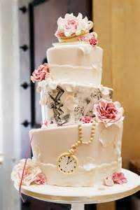 hochzeitstorte shop in vintage tea themed topsy turvy cake bakes cakes