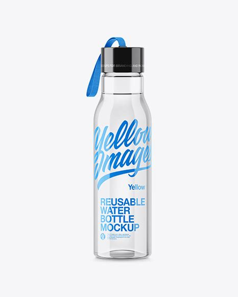 467 inspirational designs, illustrations, and graphic elements from the world's best designers. Clear Plastic Reusable Water Bottle Mockup in Bottle ...