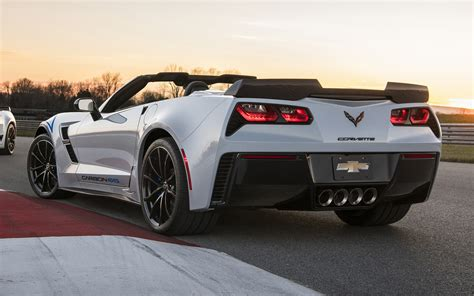 chevrolet corvette grand sport convertible carbon
