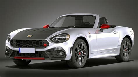 2019 Fiat Abarth 124 Spider, Release Date, Price, Engine
