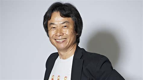Shigeru Miyamoto, el padre de 'Super Mario', premiado por ...