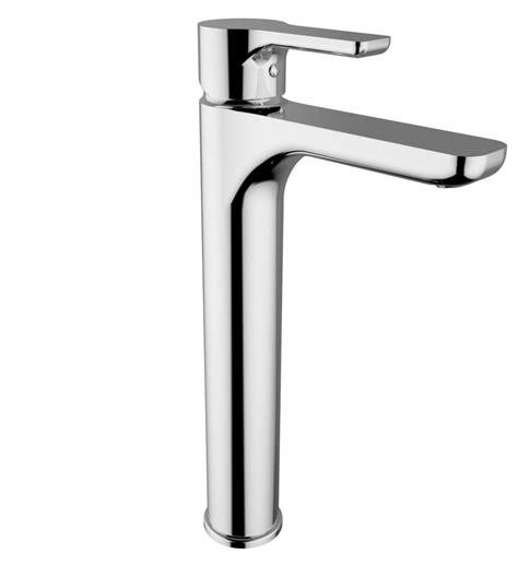 rubinetto miscelatore bagno teorema miscelatore lavabo canna alta monocomando