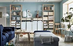 Ikea Schränke Wohnzimmer : platz stauraum f r das ganze wohnzimmer ikea ~ A.2002-acura-tl-radio.info Haus und Dekorationen
