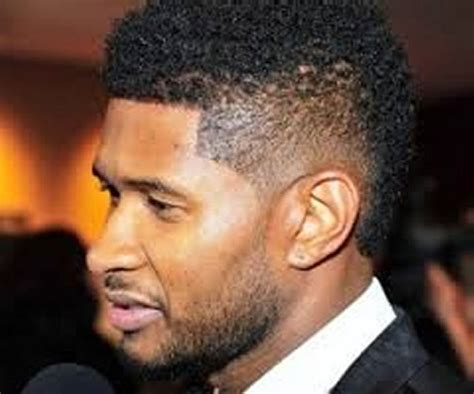 trend  hairstyle ideal black men haircut styles