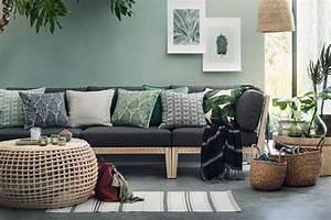 H M Home München : d co tropicale avec la nouvelle collection h m home blueberry home ~ Watch28wear.com Haus und Dekorationen