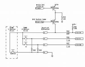 Atari 7800 Joystick