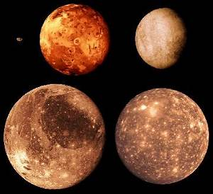 Jupiter's Moons: Photos and Wallpapers | Earth Blog