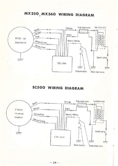 yamaha crux wiring diagram yamaha crux wiring diagram