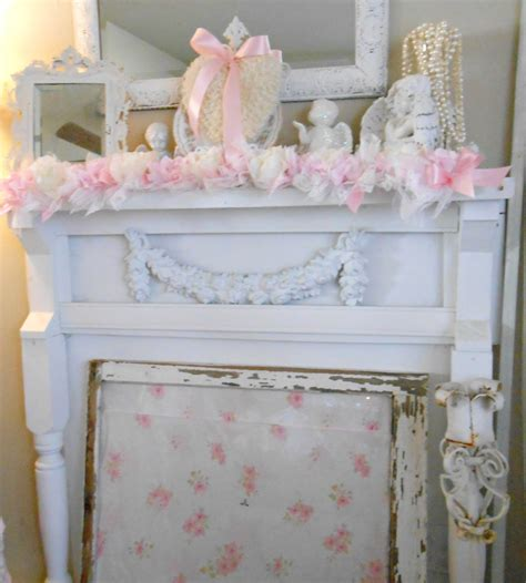 Shabby Chic Fireplaces On Pinterest Shabby Chic