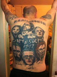 amazing rammstein fan tattoos nsf  station