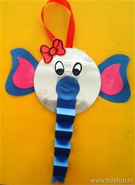 cd craft elephant
