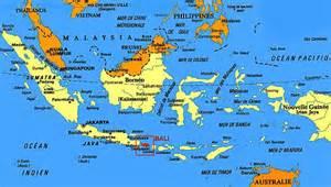 Carte Du Monde Voir Bali by Bali Carte Asie Voyages Cartes