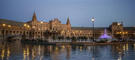 Visions Of Seville Spain Visions Of Travel