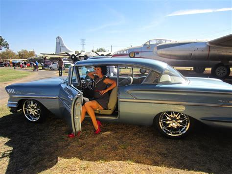 Mr and Mrs Carter's 1958 Chevrolet Bel Air | Hotrod Hotline