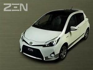 Toyota Yaris Hybride Chic : paris 2012 toyota yaris hybride zen le blog auto ~ Gottalentnigeria.com Avis de Voitures