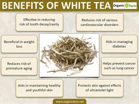 10 Amazing Benefits of White Tea   Organic Facts