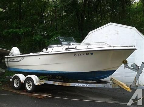 Proline Boats For Sale Ct by 21 1987 Pro Line Walkaround For Sale In Chesterfield