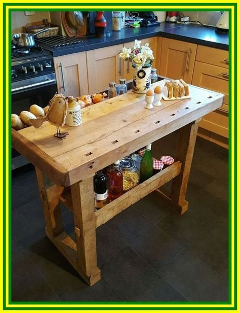 116 reference of kitchen island bench on wheels bunnings