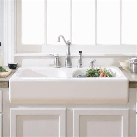 double bowl porcelain kitchen sinks kitchen design ideas