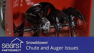 Snowblower Not Blowing Snow: Troubleshooting Chute and ...