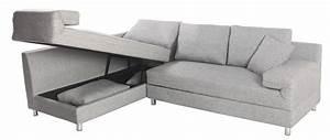 canape d39angle gauche convertible gris chicago miliboo With tapis design avec canapé convertible black friday
