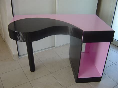 fabriquer bureau tutoriel fabriquer un bureau en femme2decotv