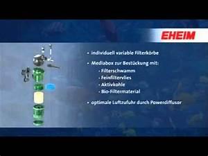 Eheim Innenfilter Aquaball : eheim innenfilter aquaball youtube ~ Orissabook.com Haus und Dekorationen