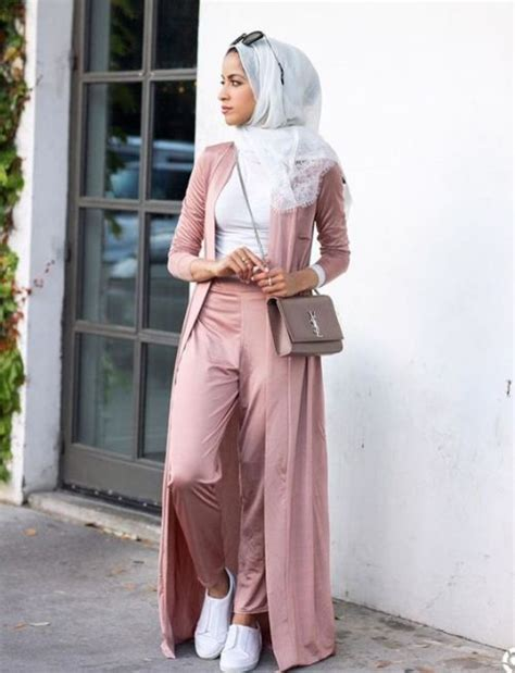 Spring casual outfits for hijabi women u2013 Just Trendy Girls