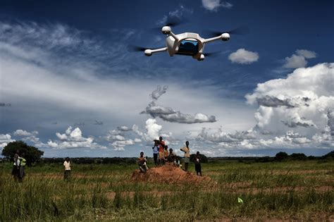 how drones could transform healthcare delivery and save lives around the world geekwire