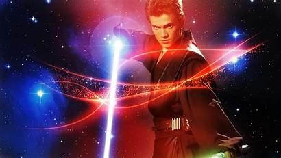 Anakin Skywalker Wars Star Wallpapers Desktop Movies