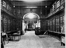 El saqueo de la Biblioteca Nacional en 1881 Casa Museo