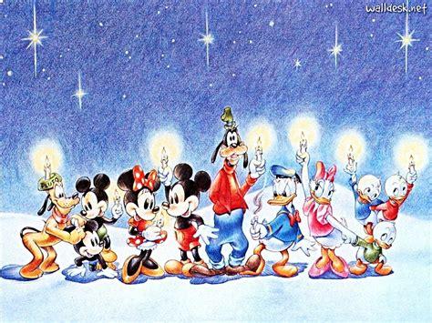 walt disney wallpapers merry christmas walt disney characters wallpaper 21733860 fanpop