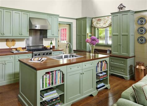 green kitchen new york farm cottage traditional kitchen new york by 4016