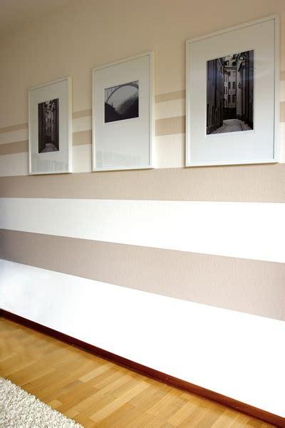 Flur Streichen Ideen Streifen by Die 25 Besten Ideen Zu Wandgestaltung Streifen Auf