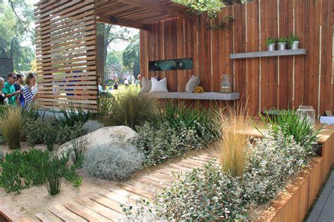 Garden Decoration Melbourne by Melbourne Garden Show 2014 Janna Schreier Garden Design