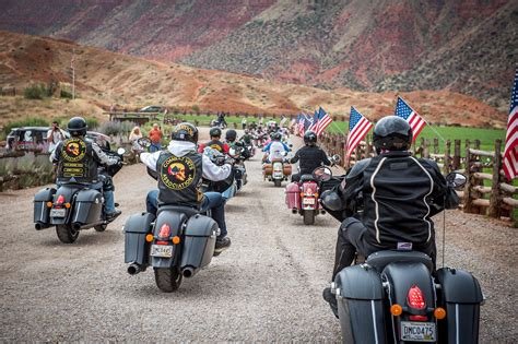 Veterans Charity Ride To Sturgis Teams With Indian In 2017