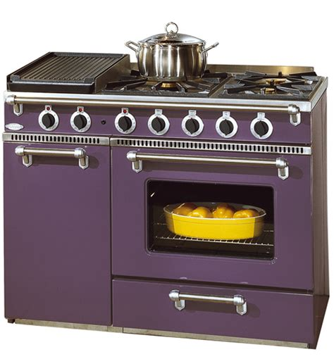 prix piano cuisine cuisinière godin 2173 aubergine pas cher