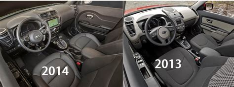 Kia Soul 2014 Vs 2013 Comparison With Pictures, Video