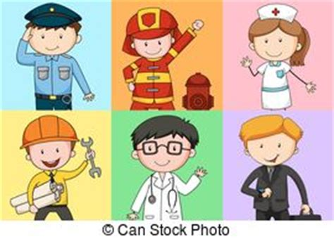 12202 different professions clipart occupations clipart clipart collection royalty free