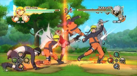 game pc naruto ultimate ninja storm