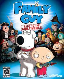 family guy    multiverse wikipedia