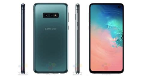 samsung galaxy se rendered images