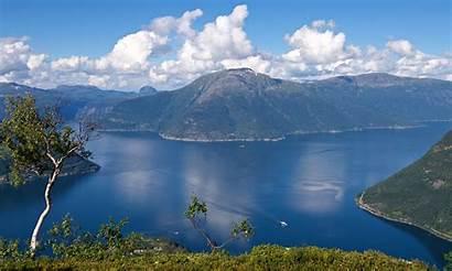 Bergen Fjords Screensaver