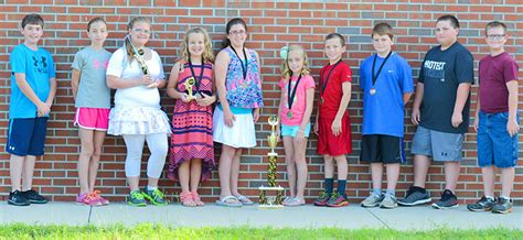 jay elementary math teams place  pensacola high tourney