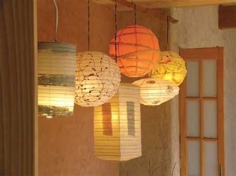chinese l shades home lighting diy paper lanterns for outdoor christmas decoration