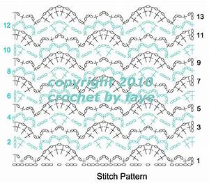 Crochet By Faye  Lucine In Diagrams