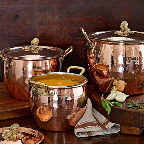 stock  kitchen    stylishand practicalpots  pans  architectural digest