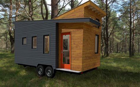 243 Sq. Ft. Stem n Leaf Tiny House on Wheels