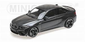 Bmw M2 1 18 : minichamps 155026102 bmw m2 coupe 2016 grey metallic 1 18 ~ Jslefanu.com Haus und Dekorationen